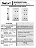 Preassembled Lockers - Single, Double, and Triple Tier (1511008)