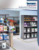 Industrial Shelving brochure