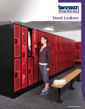 Steel Lockers Brochure