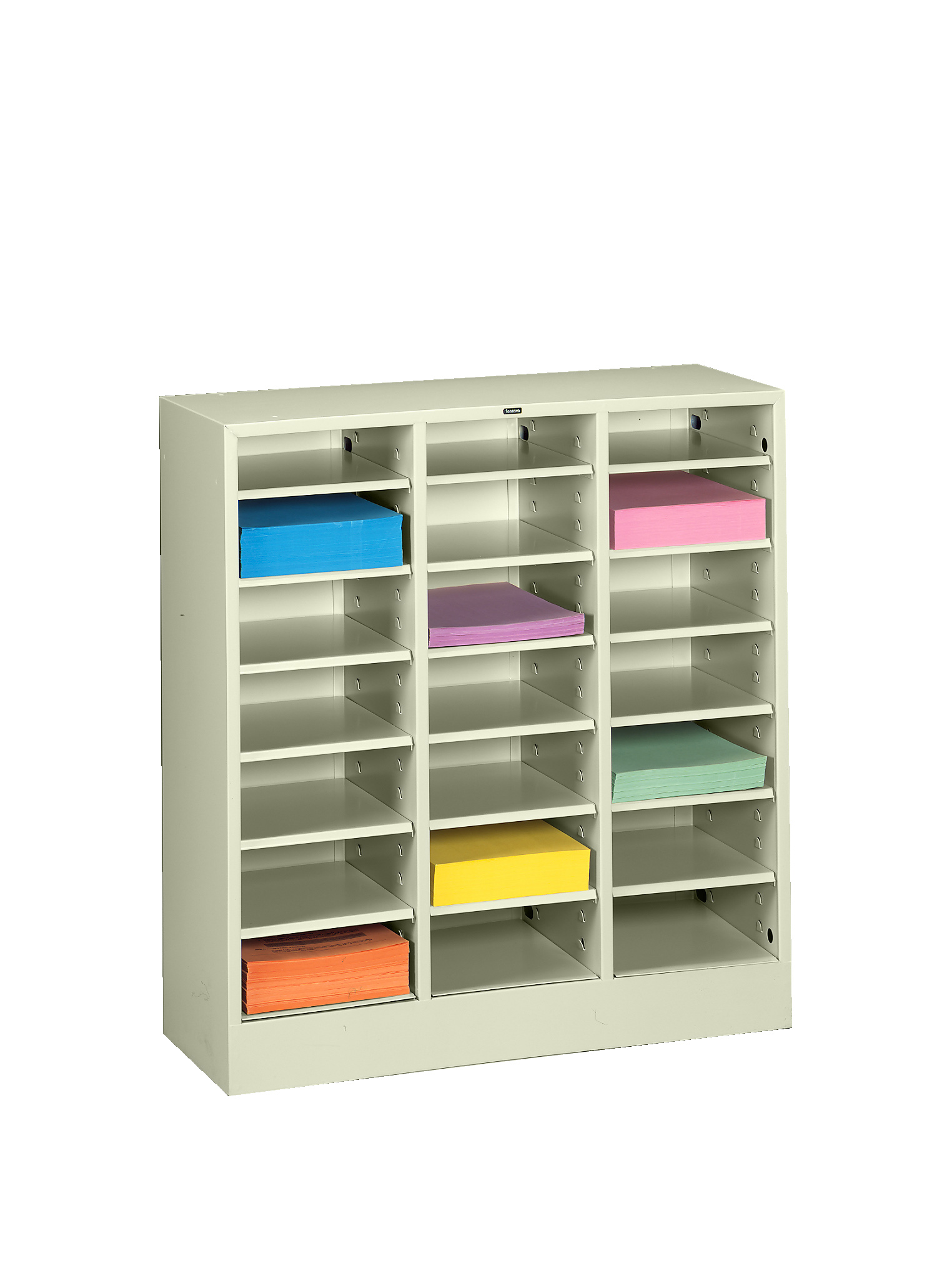 Tennsco - Storage Made Easy - Literature Sorter - Letter Size