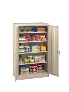 60  Storage Cabinet (Welded) - 6018DH  sc 1 st  Tennsco & Tennsco - Storage Made Easy - 60