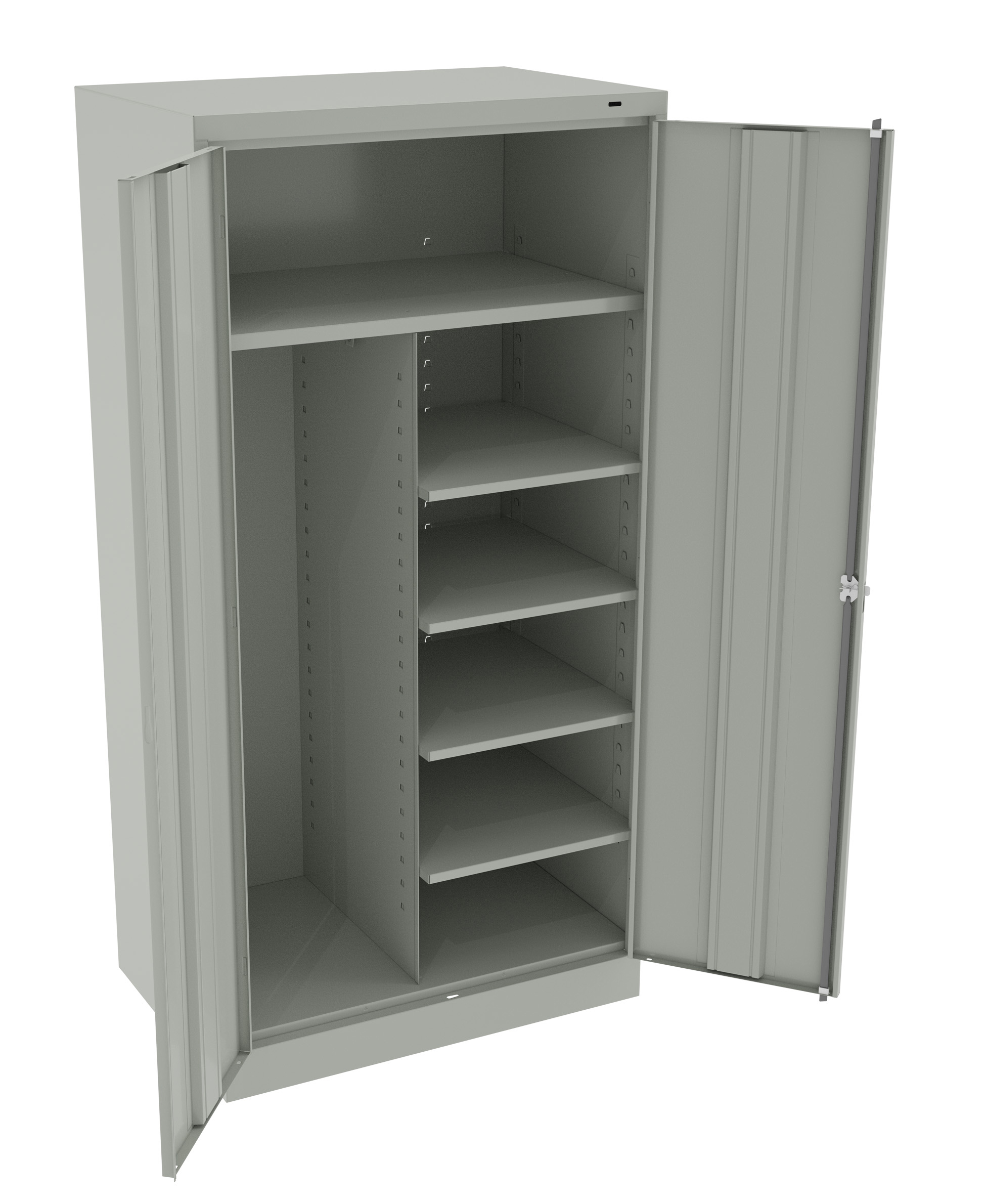 Tennsco - Storage Made Easy - Standard Combination Cabinet (Assembled)