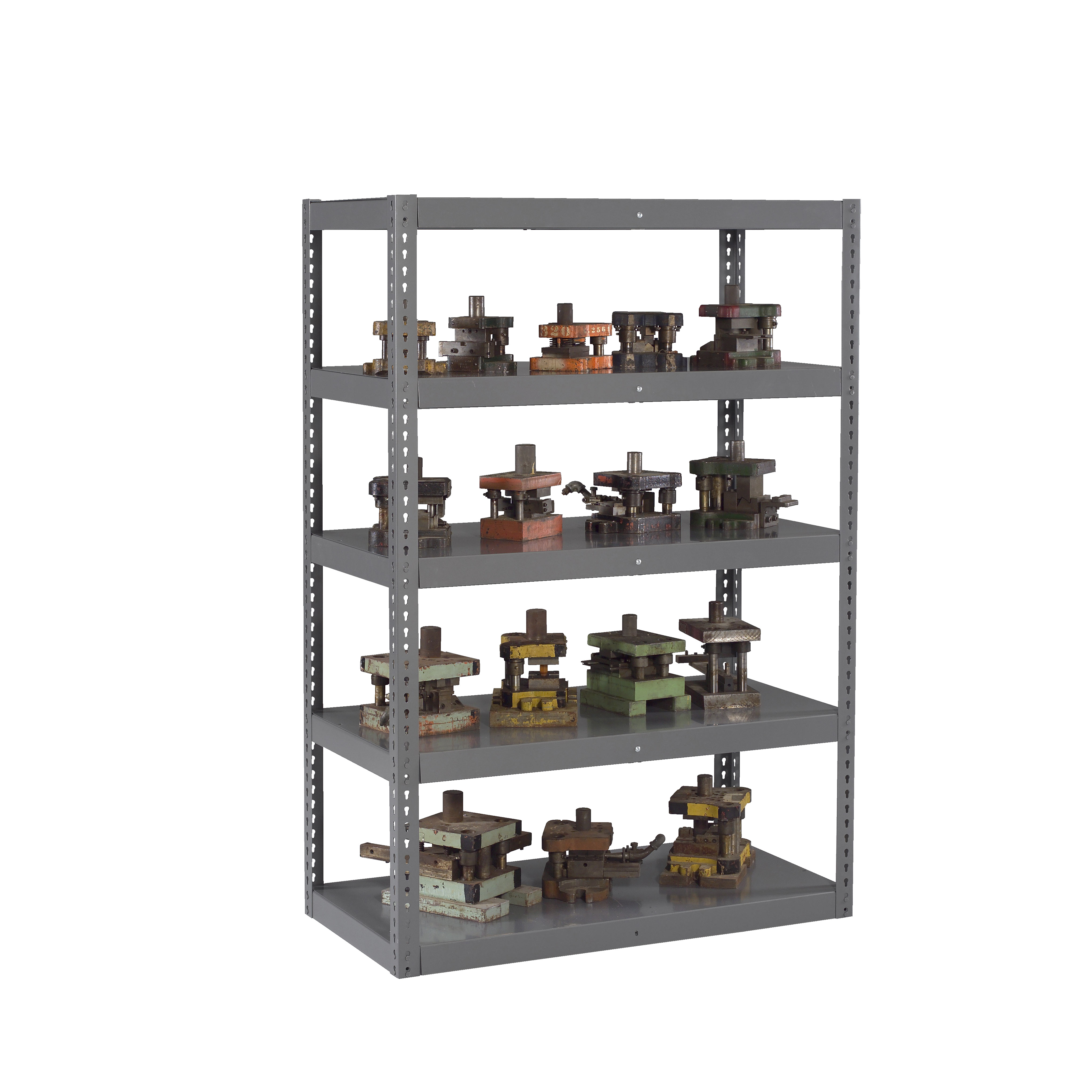d w rack steel h ebay shelf shelving z x itm muscle black