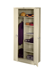 Deluxe Storage Cabinets  sc 1 st  Tennsco & Tennsco - Storage Made Easy - Cabinets Page Title
